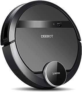 ECOVACS DEEBOT 901 ロボット掃除機 フローリング/畳/カーペット掃除 マッピング バーチャルウォール スマホ連動 カスタム清掃 Alexa対応
