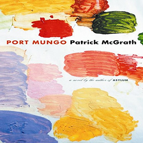 Port Mungo audiobook cover art