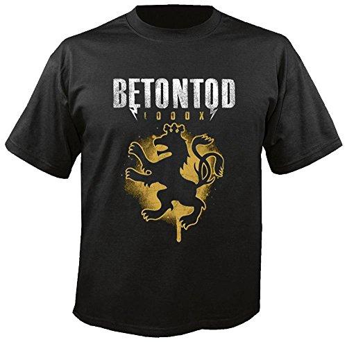 Betontod - 1000 x - T-Shirt Größe S