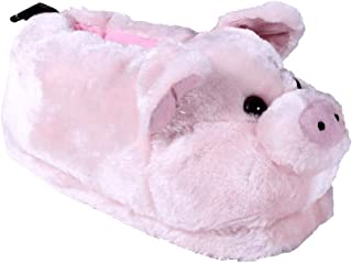 Best pink pig animal slippers Reviews