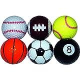 Zoom IMG-2 longridge palle da golf confezione