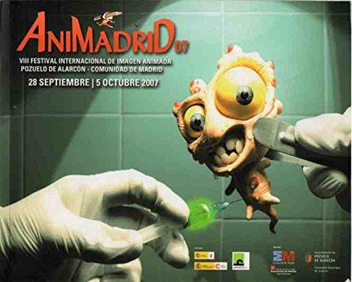AniMadrid 07. / VII Festival Internacional de Im‡gen Animada. Pozuelo de Alarc—n-Comunidad...