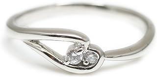 [ココカル]cococaru ダイヤモンド リング シルバー Silver925 指輪 25号 天然 ダイヤ 日本製