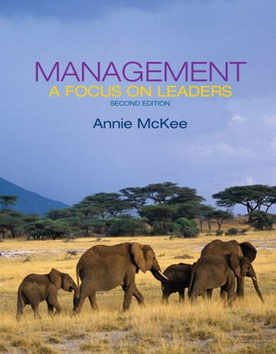 Management: A Focus on Leaders (2nd Edition) (Mymanagementlab)