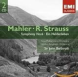 Symphony No 6 - London Symphony Orchestra, Gustav Mahler, Richard Strauss, John Barbirolli, New Philharmonia Orchestra