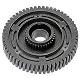 Ensun 27107566296 Transfer Case Motor Gear Carbon Fiber Actuator Reinforced Nylon for BMW X3 E83 X5 E53