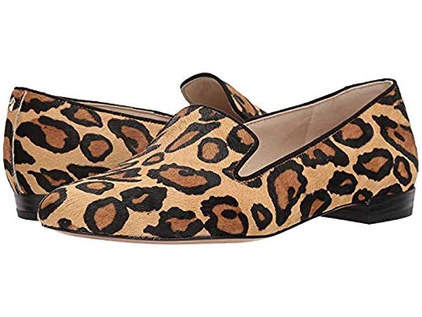 迫害する決してコントラスト[Sam Edelman(サムエデルマン)] レディースローファー?靴 Jordy New Nude Leopard Special Leopard Brahma Hair (25.5cm) M [並行輸入品]