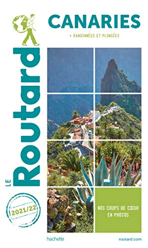 Guide du Routard Canaries 2021 22