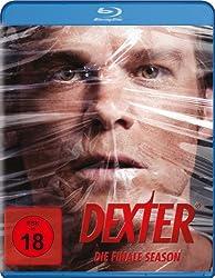 Dexter Staffel 8 auf DVD und Blue Ray
