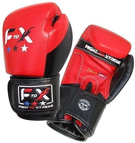 Boxe Gant Muay Thai Boxe Gant Coup de pied Boxe Gant Boxe sparbague Gant Cuir Boxe Gant