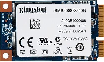Kingston Sms200s3 240g Interne Ssd 240gb 2 5 Zoll Computer Zubehör