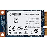 Kingston SSDNow 240GB Solid State Drive ms200 mSATA (SMS200S3/240G)
