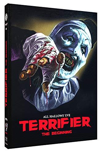 Terrifier - The Beginning - Mediabook Cover D - limitiert auf 333 Stück [Blu-ray]