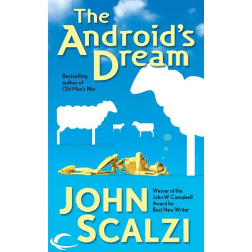 The Android's Dream audiobook cover art