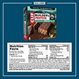 CLIF BUILDER'S - Protein Bars - Chocolate Mint - (2.4 Ounce Non-GMO Bars, 6 Count) (Packaging May Vary)
