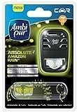 Ambi Pur Starter Kit Deo AMBICAR Vaniglia Deodorante