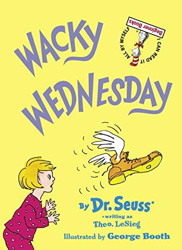 Wacky Wednesday (Beginner Books(R))の詳細を見る