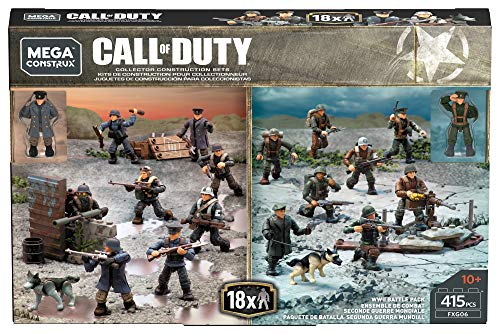Mega Construx Call of Duty WWII Battle Pack
