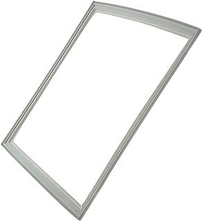 Guarnizione universale per porta del frigorifero TronicXL Siemens AEG Miele adatta ad esempio per molti dispositivi Bosch 1,3 m 1300 x 700 mm