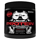 Muscle Bully Protein Supplement for Dogs - Supports...