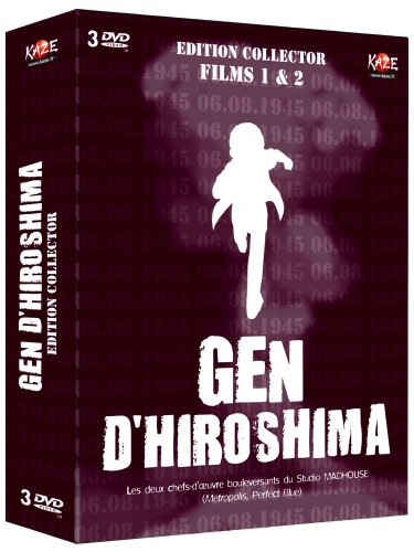 Gen d'Hiroshima - Edition Collector (Films 1 & 2)