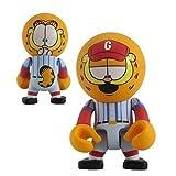 Garfield Baseball Player Trexi Figurine 2.5' H