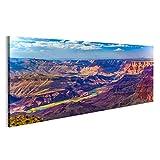 islandburner Bild Bilder auf Leinwand Grand Canyon bei