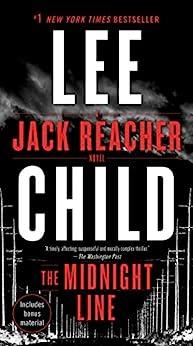 The Midnight Line: A Jack Reacher Novel by [Lee Child]