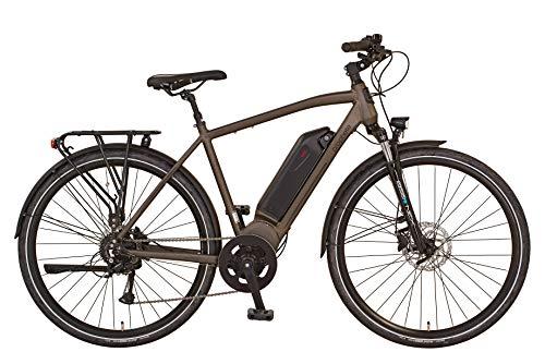 """Prophete Herren 20.EMT.10 Trekking E-Bike 28\"""" AEG EcoDrive, grau, RH 52"""