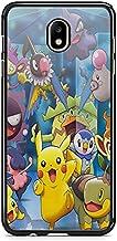 Coque pour Samsung Galaxy J3 2017 (J330) Pokemon go Team Pokedex Pikachu Manga Tortank Game Boy Color Salameche Noctali Va...