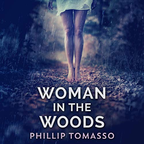 Woman in the Woods audiobook cover art