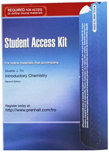 Download Introductory Chemistry 0131470736