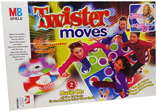 Hasbro - MB - Twister Moves
