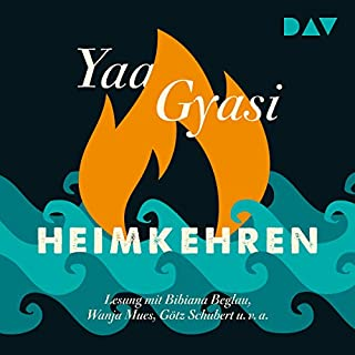 Heimkehren                   By:                                                                                                                                 Yaa Gyasi                               Narrated by:                                                                                                                                 Bibiana Beglau,                                                                                        Wanja Mues,                                                                                        Britta Steffenhagen,                   and others                 Length: 11 hrs and 58 mins     Not rated yet     Overall 0.0