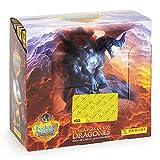 Caja DE 50 Sobres Fantasy Riders 3-El Resurgir de los Dragones - Juegos de Cartas Coleccionables