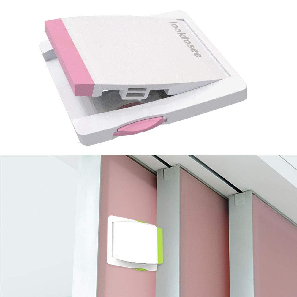 Free Shipping New CuleedTec 4 Alternative dealer Pack Sliding Glass Safety Lock Child Door for