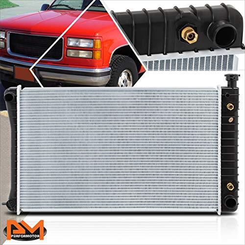 03 cadillac cts radiator - 7