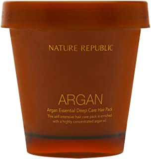 Nature Republic Argan Essential Deep Care Hair Pack 200ml/6.76oz