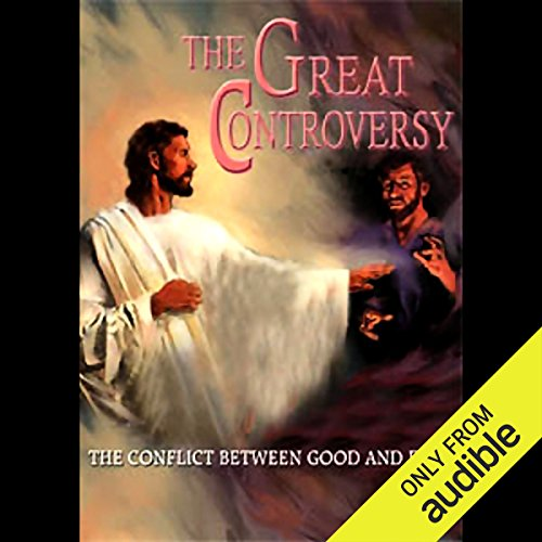 The Great Controversy audiobook cover art