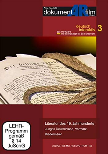 Literatur des 19. Jahrhunderts, 2 DVDs mit DVD-ROM-Teil
