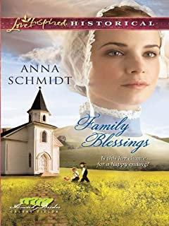 Family Blessings (Amish Brides of Celery Fields Book 2)