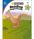 Carson Dellosa | Reading Comprehension Workbook | 1st Grade, 60pgs (Home Workbooks)