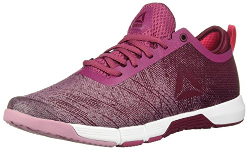Reebok Women's TR Speed Her Training Shoes, Twistedberry/Rustic Wine/i, 5 M US