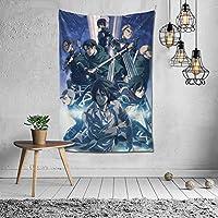進撃の巨人 タペストリー 2021 壁飾り 毛布 アニメ ウォールアート リビングルーム 部屋 ベッドルーム 新居祝い