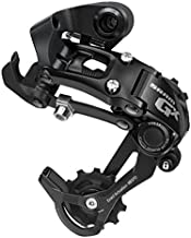 SRAM GX Type 2.1 Bicycle Rear Derailleur with 10 Speed Short Cage, Black