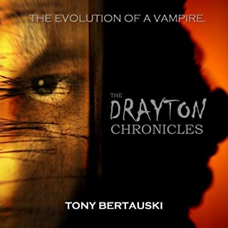 The Drayton Chronicles audiobook cover art