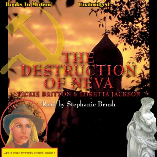 Couverture de The Destruction of Neva