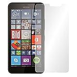 Slabo 2 x Bildschirmschutzfolie für Microsoft Lumia 640 XL LTE Bildschirmfolie Schutzfolie Folie Zubehör Crystal Clear KLAR