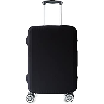 Fits 18-32 inch Science Space Travel Luggage Cover Suitcase Protector HLive Spandex Dust Proof Covers with Zipper