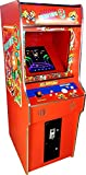 US-Way e.K. G-18 Red Arcade Video Maschine TV Spielautomat Standgerät Cabinet Automat 412 Spiele...